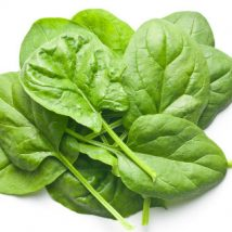 Certified Organic Baby Spinach 500g