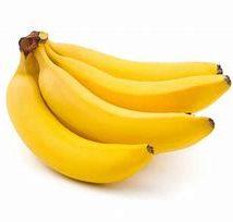 Organic Bananas 5-600g